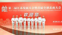 第二届江苏发展大会暨首届全球苏商大会公管院志愿者风貌